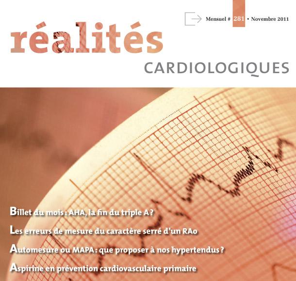 Illustration pour Réalités Cardiologiques
