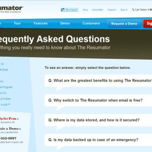 Stratégie de contenu : on retourne à la FAQ ?