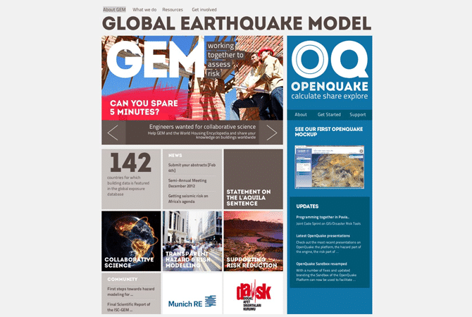 Global Earthquake Model : une refonte qui secoue 3
