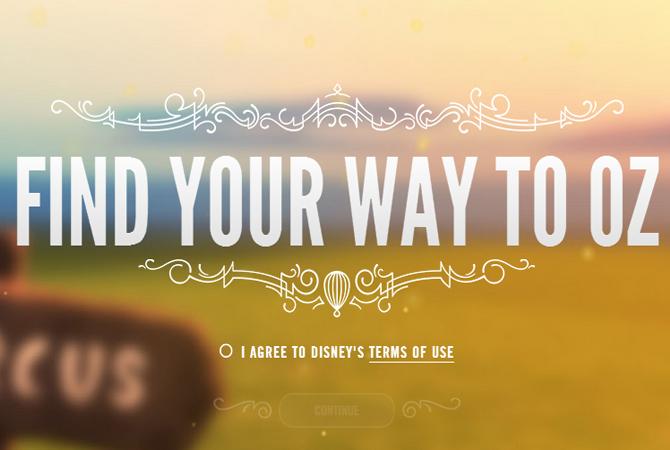 Find Your Way To Oz : une expérience immersive étonnante
