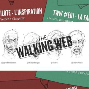 The Walking Web : du webdesign plein les oreilles