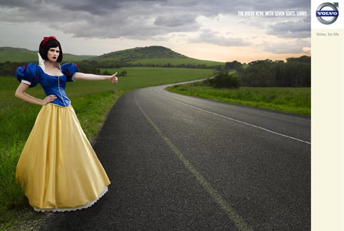Marketing : les contes pour enfants revisités par les publicitaires
