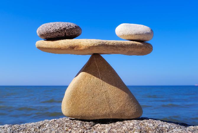 Conception Web : gardez votre équilibre !