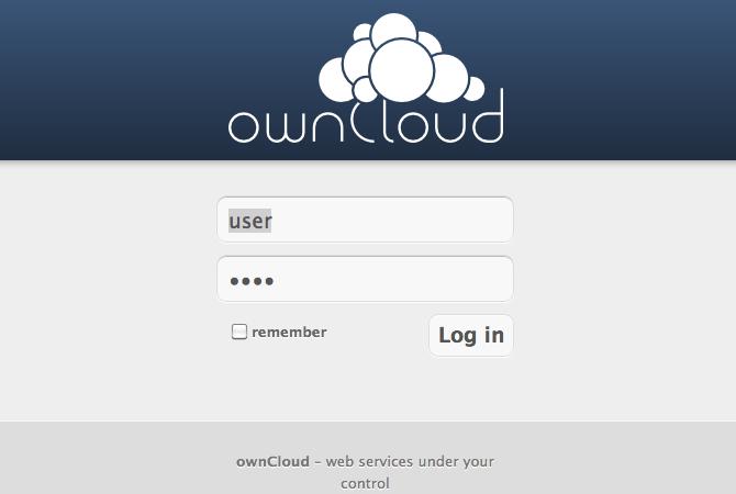 Stockage de fichiers : nouvelle version pour ownCloud