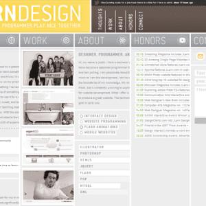 Des sites web à page unique pour des navigations créatives