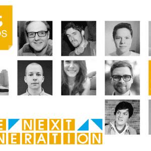 Webdesign : 10 jeunes talents à suivre en 2013