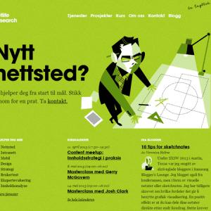 Webdesign : tentez l'expérience du monochrome