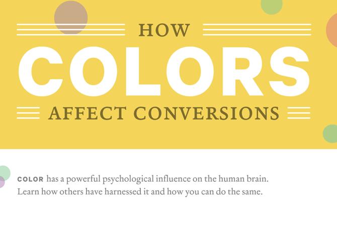 E-commerce : l'influence des couleurs sur les taux de conversion