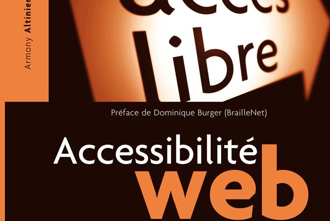 Publication : créez des sites web plus accessibles !