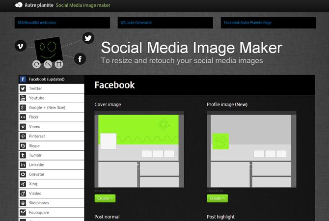Optimisez vos images pour les réseaux sociaux