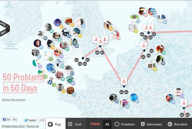 Inspiration : 20 exemples de maps attractives