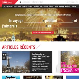 Inspiration : petit panorama créatif de sites web touristiques