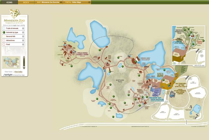 Minnesota Zoo | Fairlight Interactive