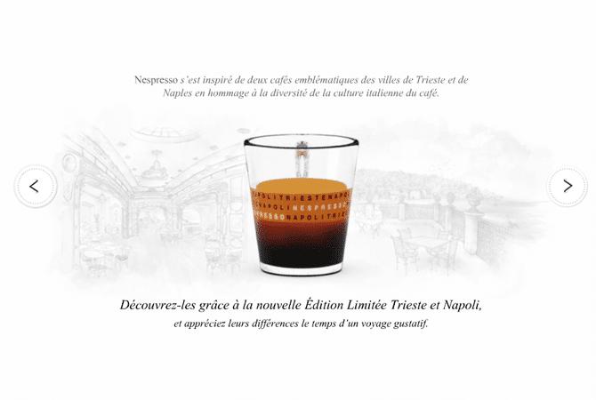La Werkstatt signe une nouvelle production pour Nespresso