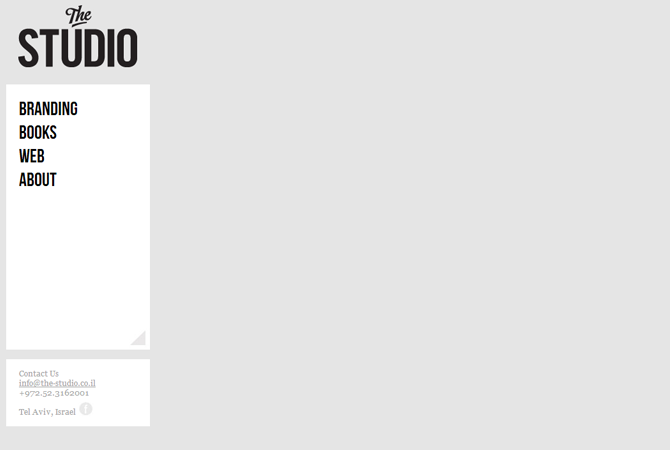 Inspiration : 19 sites web au design minimaliste