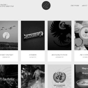 Tendance webdesign : le grand retour du noir et blanc