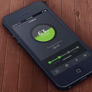 Tendance : le design circulaire gagne les application mobiles