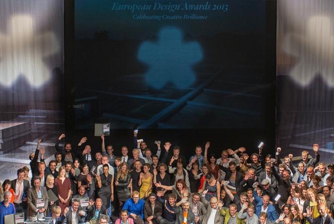 European Design Awards : découvrez le palmarès 2013