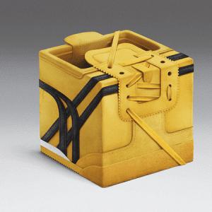 Sneakercube : Pawel Nolbert et ses baskets cubiques