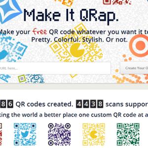 SnippQR : créez un QR Code personnalisé pour vos pages web