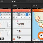 Capptivate.co : des patterns animés pour interfaces mobiles