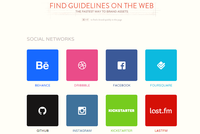 Find Guidelines