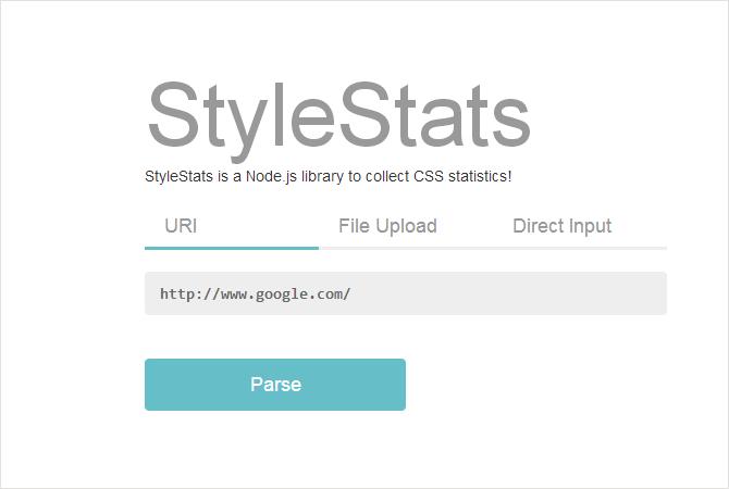 stylestats