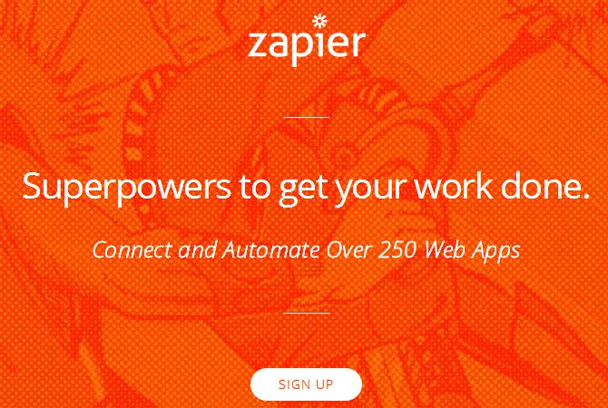 Zapier : passez votre site WordPress en mode automatique 1