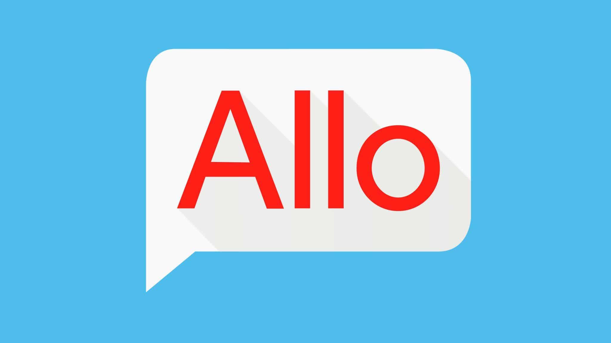 Google Allo : la nouvelle appli de messagerie instantanée 1