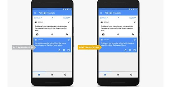 Google Translate améliore et fluidifie sa traduction automatique 15