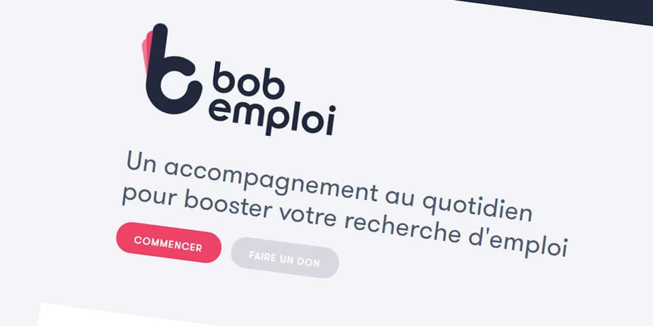 Bob Emploi, l'accompagnement personnalisé au service de chaque recherche d'emploi 1
