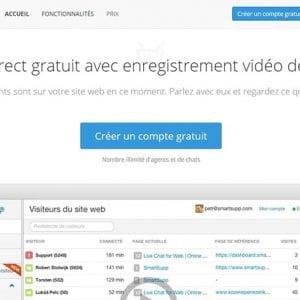 Smartsupp vous propose bien plus qu'une chatbox pour votre site