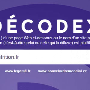 Decodex : le moteur de recherche pour vérifier vos sources