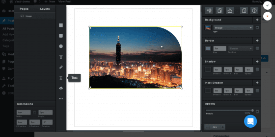 Vectr : l'outil pour modifier vos images sur WordPress 7