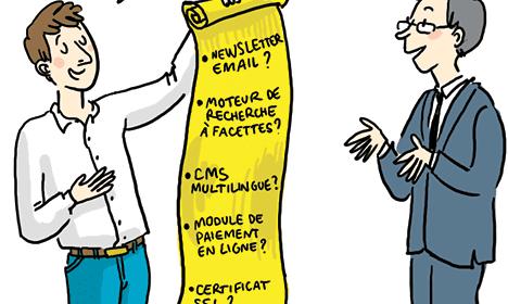 Comment réussir son cahier des charges pour un projet web ? 3