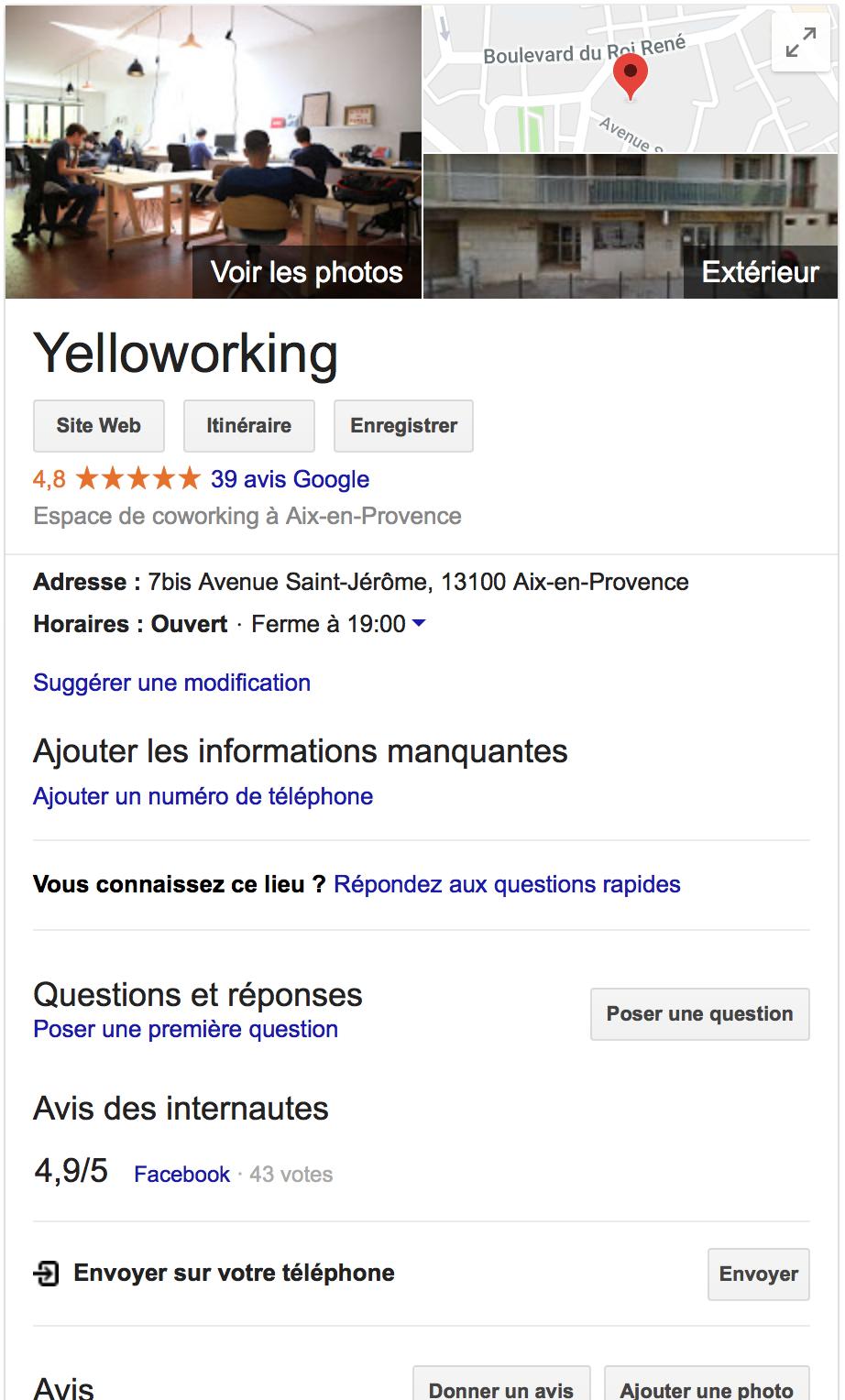 Améliorez votre visibilité avec les pages Google My Business 2