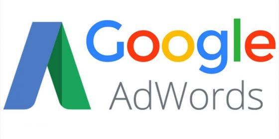 Logo de Google Adwords