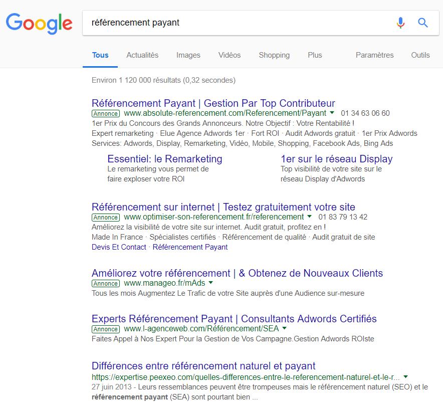 Google AdWords : est-ce pertinent pour ma petite entreprise ? 1