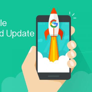 Google Speed Update : la vitesse de chargement prise en compte sur mobile