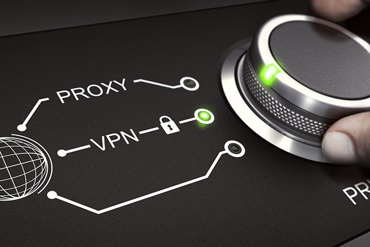 Accès sécurisé des serveurs web