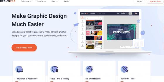 Pourquoi utiliser DesignCap pour vos conceptions graphiques 2