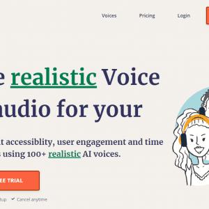 Play.ht: une voie pour vos articles, pratique et efficace!
