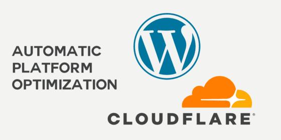 Cloudflare lance un nouveau service pour optimiser la vitesse de chargement sous WordPress 6