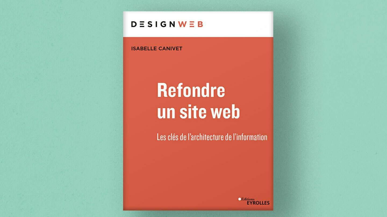 Refonte de site : l'architecture d'information a enfin sa bible ! 1